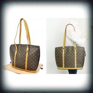 Louis Vuitton Babylon with Dust Bag
