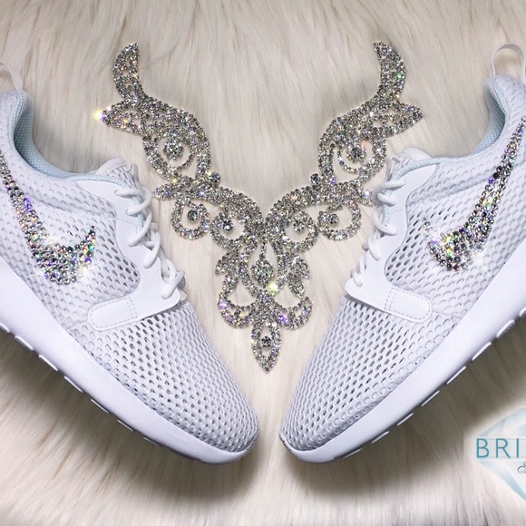 Swarovski Nike Roshe Hyperfuse Blinged