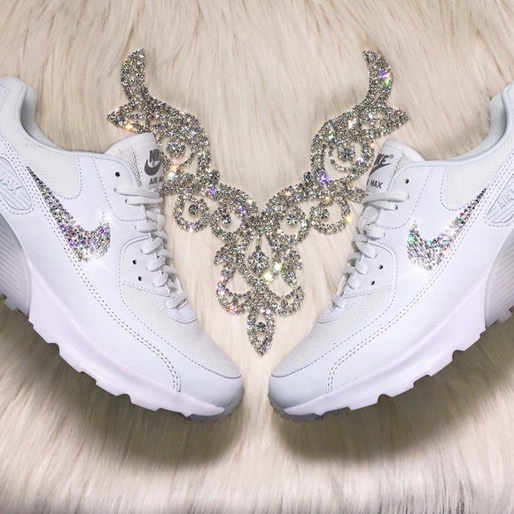 Swarovski Nike Air Max 90 Ultra Essential Shoes b50f08d5b25f