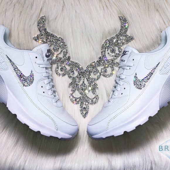 Swarovski Nike Air Max 90 Ultra- Bling Nike Shoes 8247b6e99