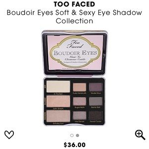 TOO FACED Boudoir Eyes Soft & Sexy Eye Shadow