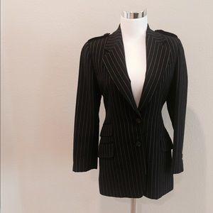 Gucci Jackets & Blazers - GUCCI Pin-Striped Classic Blazer