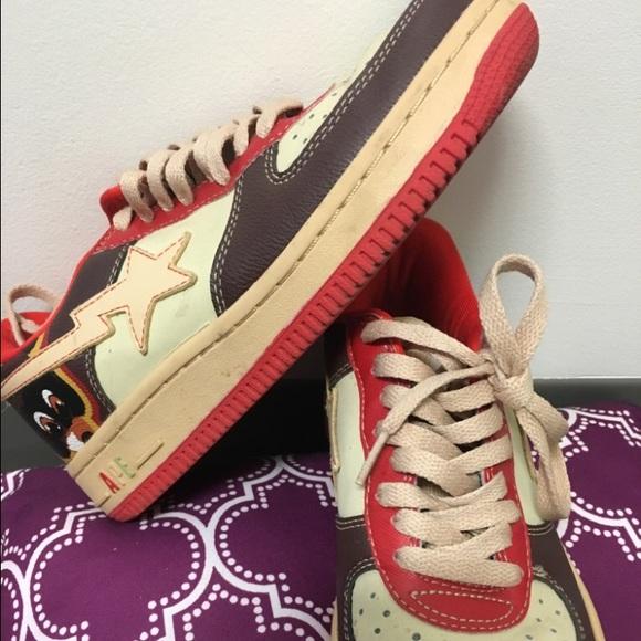 574252b077b Bape Shoes - KANYE WEST X BAPE SIZE 5.5Y 🔥