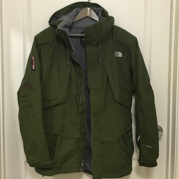 729cf104c North Face Men's M Green Prodigy Jacket (Worn)