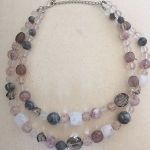 LOFT Jewelry - Beautiful beaded necklace, great for day or night!