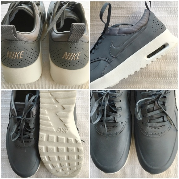 Nike Air Max Thea Grå Kvinnedrakt etxdx7lp0