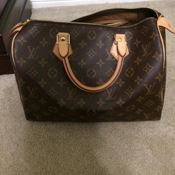 bc595e0d3 Louis Vuitton Handbags - Louis Vuitton Original Speedy
