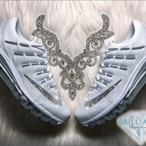 Swarovski Nike Air Max 2016 - Blinged Nike Shoes