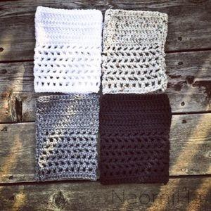 NaomiHa Accessories - Handmade crochet boot cuffs