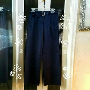 Navy French Connection Pants