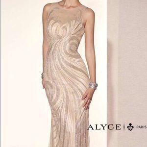 Alyce Paris Dresses & Skirts - Formal wedding party dress
