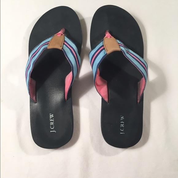 24f27fb08f9f28 J. Crew Shoes | J Crew Flip Flops | Poshmark