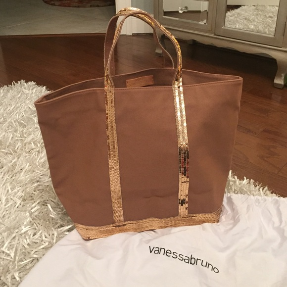 Vanessa Bruno Bags   Tote From Paris   Poshmark 80fb67f380