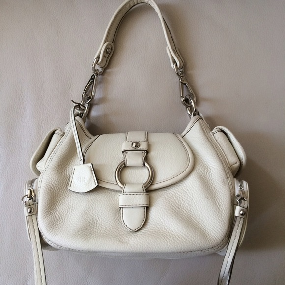 Banana Republic Bags Pebble Leather Shoulder Bag Poshmark