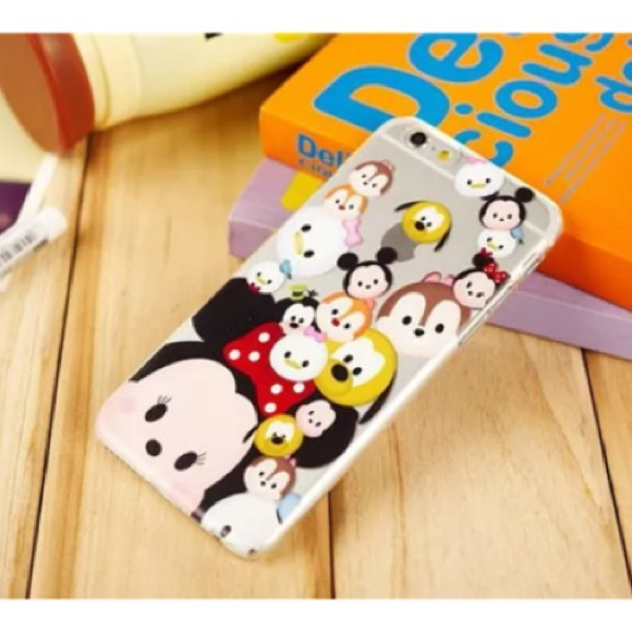 cheaper 4b877 49821 Tsum Tsum Disney Minnie Mouse Iphone 6 6s Case Boutique