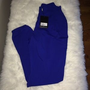 Electric Blue Pants by Missguided NWT