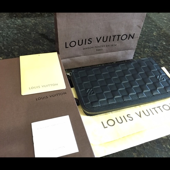 size 40 3c939 c59b2 ❌SOLD ON EBAY❌LOUIS VUITTON XL Zippy Organiser