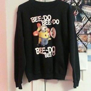 Despicable me sweatshirt