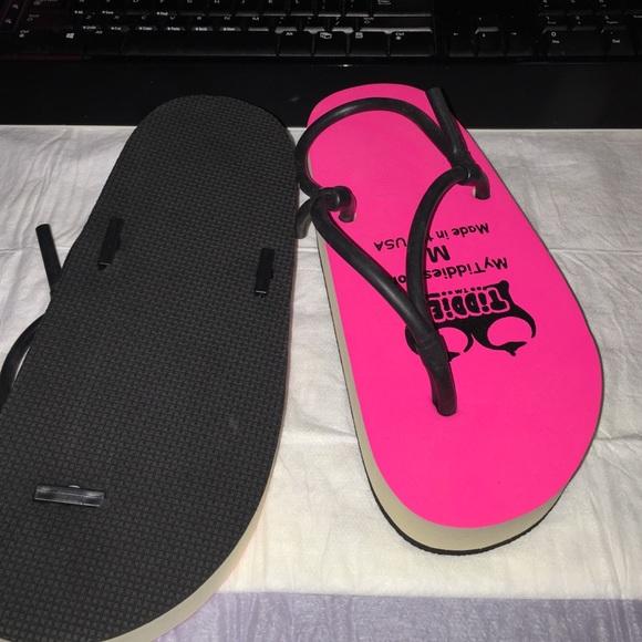Tiddies Shoes Brand Sandles Medium Never Worn Poshmark