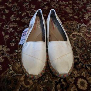 Shoes - BOBS  by Skechers espadrilles, women's 11