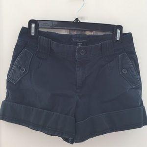 Banana Republic 'Martin' Cotton-Spandex Shorts