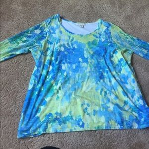 Cold water creek shirt