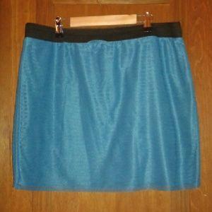 Xhilaration XL skirt