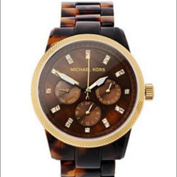 3de136360841e Michael Kors Ritz Tortoiseshell Watch MK5399. M 5713fd87fbf6f970a000c325