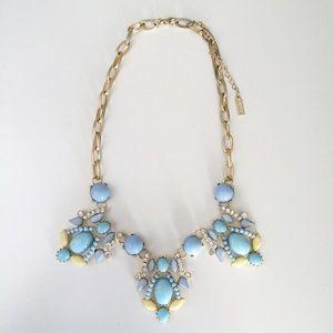 BaubleBar Jewelry - BaubleBar periwinkle mantis bib necklace