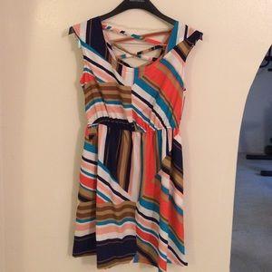 Exhilaration Dresses & Skirts - NWT Exhilaration lattice back dress