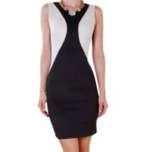 NWT {Humble chic}  hourglass dress
