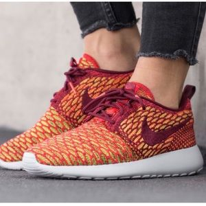 Nike Shoes - {Nike} Roshe Flyknit