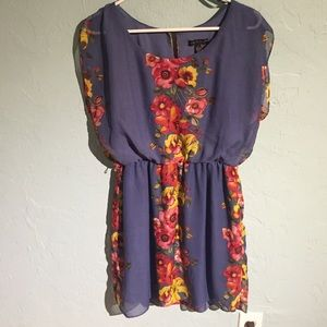 City Triangles Dresses & Skirts - Offers welcomed👍 Sheer floral dress