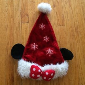 Mickey Christmas Ears