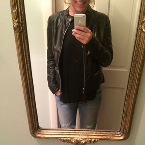 Wilsons Leather; leather jacket