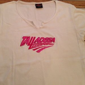 Tops - Talladega super speedway T-shirt
