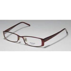 13412519602 Gant Accessories - Gant Susanna frames in maroon