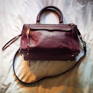 Rebecca Minkoff Handbags - S a l e . Signed Rebecca Minkoff MAB Purple & Gold