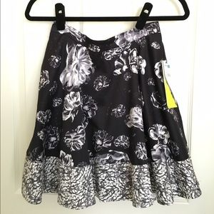 Prabal Gurung for Target flower skirt