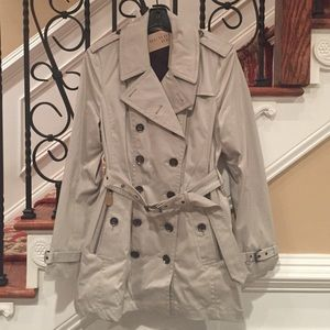 Burberry Jackets & Blazers - Burberry Brit Trench Coat with tags attached