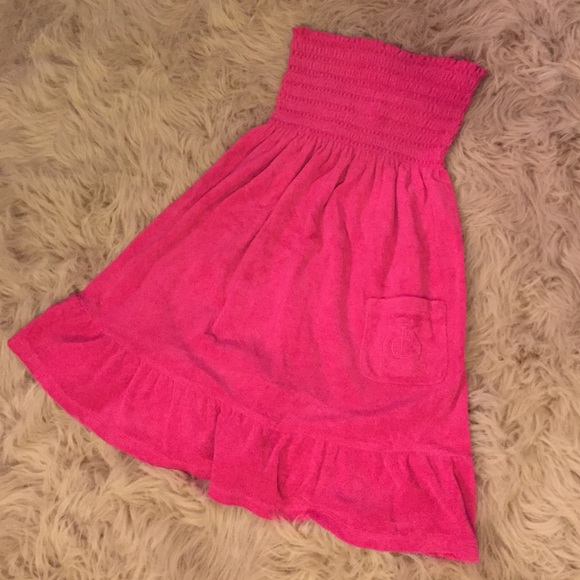 c2bd7981e1 Juicy Couture Dresses & Skirts - ⚡️SALE⚡️Juicy Couture Terry Cloth Dress