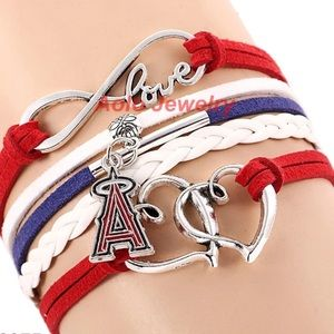 Los Angeles Angels Bracelet(NWT)