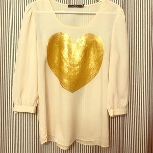 Ark & Co Tops - 💛 blouse!
