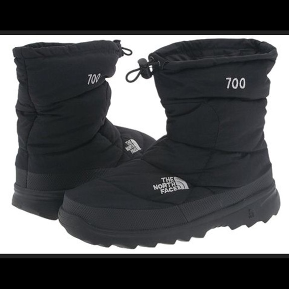 North Face Size 7 70 Down Snow Boots