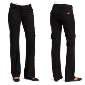 Amazing Dickies Stretch Twill Pants  Relaxed Fit Straight Leg For Women In