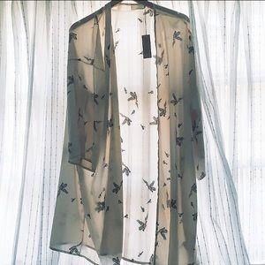 Kimono (sheer)
