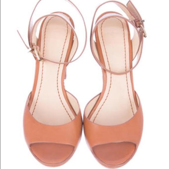 Pour la Victoire Shoes - Pour La Victoire Violeta Leather Wrap Heels