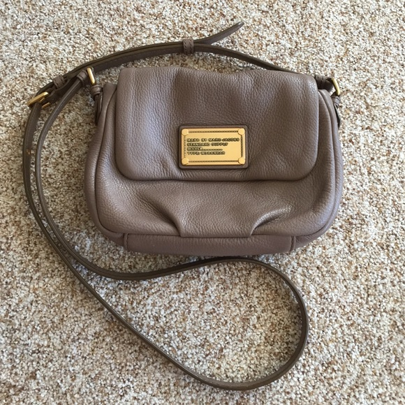 60596410926d Marc by Marc Jacobs Classic Q Percy Flap bag. M 5714ff6c5c12f81a92074d6d
