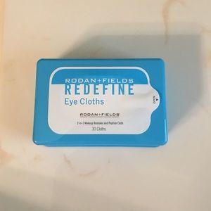 Other - Rodan + Fields Redefine Eye Cloths
