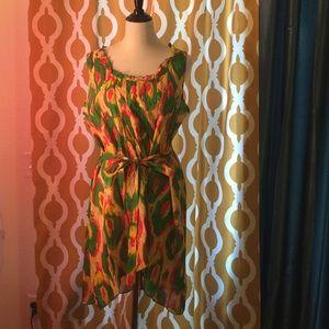 eshakti Dresses - Colorful dress.